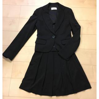 ネットディマミーナ(NETTO di MAMMINA)の美品☆スーツ スカートセット XS ☆アールユー クリスタルシルフ(スーツ)