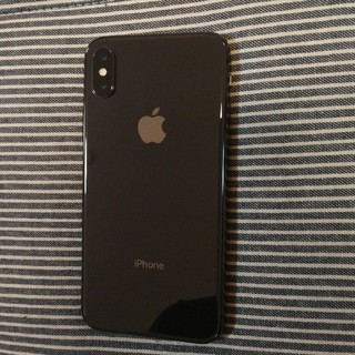 Apple - キズ無し iphone x 256gb softbank