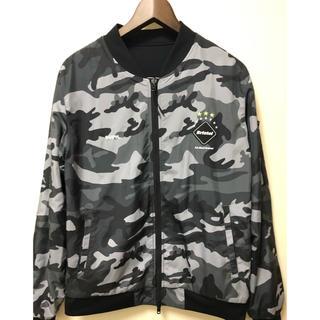 エフシーアールビー(F.C.R.B.)のFCRB 17SS リバーシブルPDKジャケット(ブルゾン)