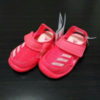 アディダス(adidas)のadidas BABY FortaSwim I コアピンク 新品未使用 送料無料(サンダル)
