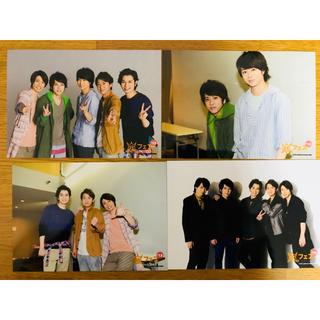アラシ(嵐)の【公式】嵐 アラフェス 2013 写真 集合(男性アイドル)