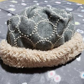 mina perhonen - ミナペルホネン ハンドメイド ウールタンバリン 帽子