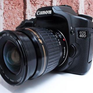 Canon - ★エントリーモデル★Canon EOS 40D レンズキット