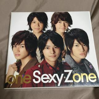 セクシー ゾーン(Sexy Zone)のOne Sexy Zone アルバム(アイドルグッズ)