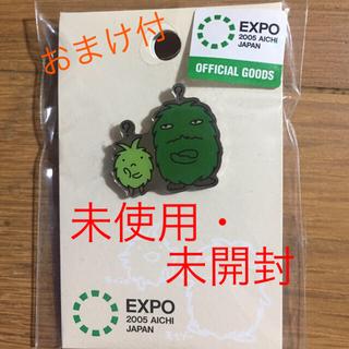 愛・地球博 ピンバッジ(キャラクターグッズ)