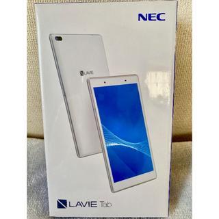 エヌイーシー(NEC)の【新品】NEC LAVIE Tab E PC-TE508HAW タブレット 【新(タブレット)