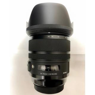 Canon - SIGMA(シグマ)24-70mm F2.8 DG OS HSM(キャノン用)