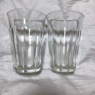 デュラレックス(DURALEX)のDURALEX(デュラレックス)の定番グラス、ピカルディの360ccタイプ。(グラス/カップ)