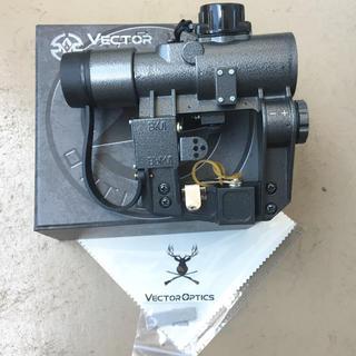 実銃 最新 TAC VECTOR OPTICS SVD ドラグノフ 1×28 A(モデルガン)