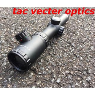 実物 Vector Optics swift 1.25-4.5x26 ライフル (モデルガン)