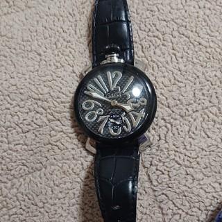 ガガミラノ(GaGa MILANO)のガガミラノ マヌアーレ 48ミリ(腕時計(アナログ))
