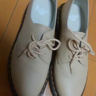 ドクターマーチン(Dr.Martens)の【Dr.Martens】 ドクターマーチン3ホールブーツ UK6【美品】(ブーツ)