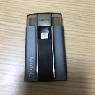 サンディスク(SanDisk)のsandisk Flash drive 128GB(PC周辺機器)