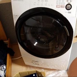 ドラム式 洗濯乾燥機 SHARP ES-W90-WL