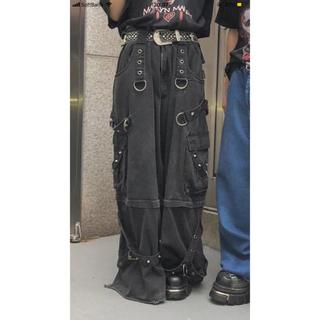 トリップニューヨークシティ(Tripp NYC)のTripp NYC パンツ 黒(ワークパンツ/カーゴパンツ)