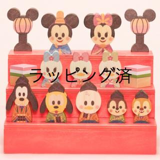 Disney - 【新品未開封】キディア ディズニー ひなまつり ひな人形