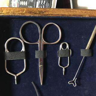 モンベル(mont bell)の毛針  フライフィッシング用品(釣り糸/ライン)
