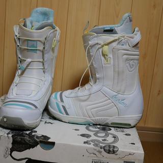 バートン(BURTON)の新品・未使用  BURTON レディース スノーボート ブーツ(ブーツ)