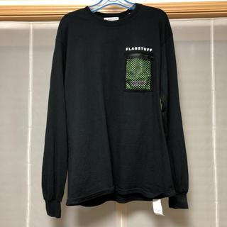 アンユーズド(UNUSED)のFLAGSTUFF×OUTDOOR PRODUCTS ロングスリーブシャツ(Tシャツ/カットソー(七分/長袖))