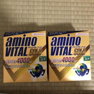 アジノモト(味の素)の新品 アミノバイタルゴールド(アミノ酸)