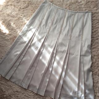 クリアインプレッション(CLEAR IMPRESSION)のクリアインプレッション   スカート 美品(ひざ丈スカート)
