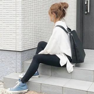GU - オーバーサイズスウェット (長袖)BB off white Lサイズ