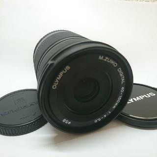 オリンパス(OLYMPUS)のM.ZUIKO DIGITAL 40-150mm 4.0-5.6 R  (レンズ(ズーム))