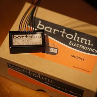 【新品】Bartolini XTCT スイッチ・ポット付き(パーツ)