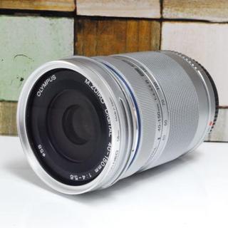 オリンパス(OLYMPUS)の★美品★望遠レンズ★OLYMPUS M.ZUIKO 40-150mm (レンズ(ズーム))