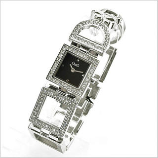 ディーアンドジー(D&G)のドルチェ&ガッバーナ 腕時計 レディース(腕時計)