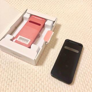 キョウセラ(京セラ)のGRATINA kyf37 2台   SIMフリー(携帯電話本体)