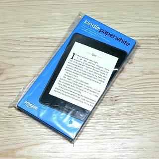 【未開封新品】Kindle Paperwhite、防水機能搭載、8GB、最新型(電子ブックリーダー)