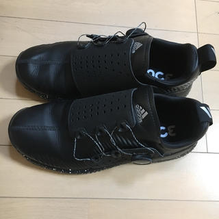アディダス(adidas)のアディダスゴルフシューズ  メンズ  サイズ25.5センチ(シューズ)