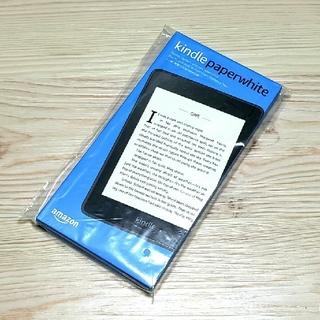 【未開封新品】Kindle Paperwhite、防水機能搭載、32GB、最新型(電子ブックリーダー)