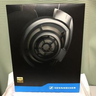 ゼンハイザー(SENNHEISER)のゼンハイザー Sennheiser HD800 国内正規品 新品未開封(ヘッドフォン/イヤフォン)