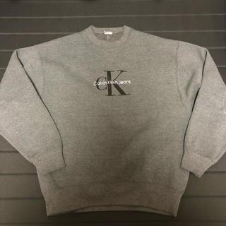 シーケーカルバンクライン(ck Calvin Klein)の90s Calvin Klein カルバンクライン スウェット   古着(スウェット)
