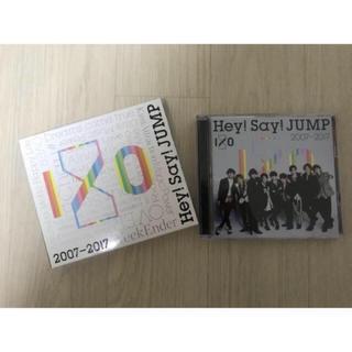 ヘイセイジャンプ(Hey! Say! JUMP)のHey!Say!JUMP I/O 初回2+通常盤(男性アイドル)