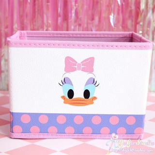 Disney - デイジー♡収納ボックス