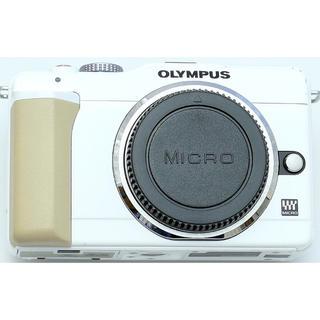 オリンパス(OLYMPUS)のオリンパスEPL1sホワイトボディ(ミラーレス一眼)