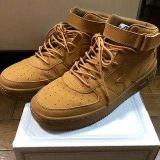 A BATHING APE - 美中古 BAPESTA MID 29 11