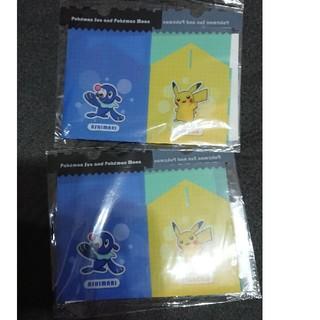 ポケモン(ポケモン)のポケモン ロールペーパーbox 非売品2セット(キャラクターグッズ)