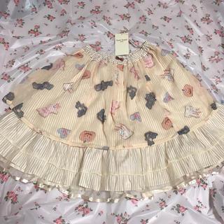 エミリーテンプルキュート(Emily Temple cute)の本日お支払い価格♡ハロウィンpartyスカート*(ひざ丈スカート)