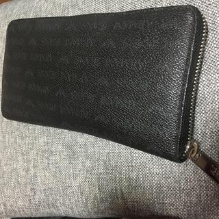 アルマーニジーンズ(ARMANI JEANS)のAJ 長財布⦅たーくん様専用⦆(長財布)
