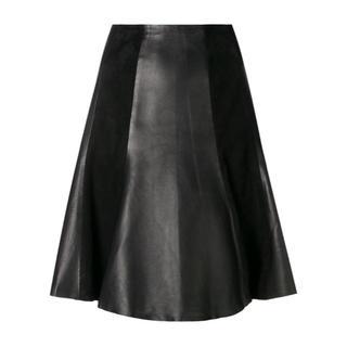 カールラガーフェルド(Karl Lagerfeld)の新品 カールラガーフェルド Aライン スカート (ミニスカート)