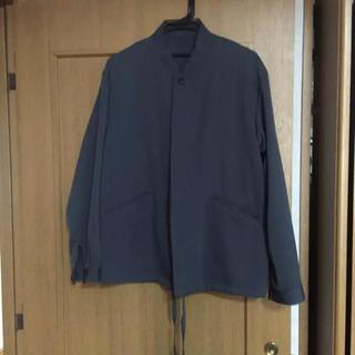 アンユーズド(UNUSED)のURU スタンドカラージャケット(ブルゾン)