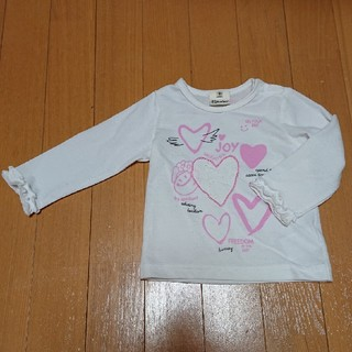 ベベ(BeBe)のロングTシャツ(シャツ/カットソー)