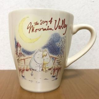 【新品未使用品】ムーミン マグカップ 二人