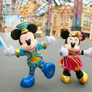 Disney - ディズニー 35周年 フィナーレ ポージープラッシー  ミッキー