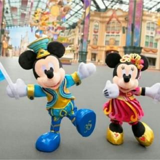 Disney - ディズニー 35周年  フィナーレ  ポージープラッシー ミニー