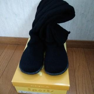 ケイカ(KEiKA)の【タイムセール!】KEiKA  ケイカ  ロングブーツ24,5センチ(ブーツ)